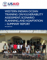 Western Indian Ocean Training on Vulnerability Assessment, Scenario Planning, and Adaptation