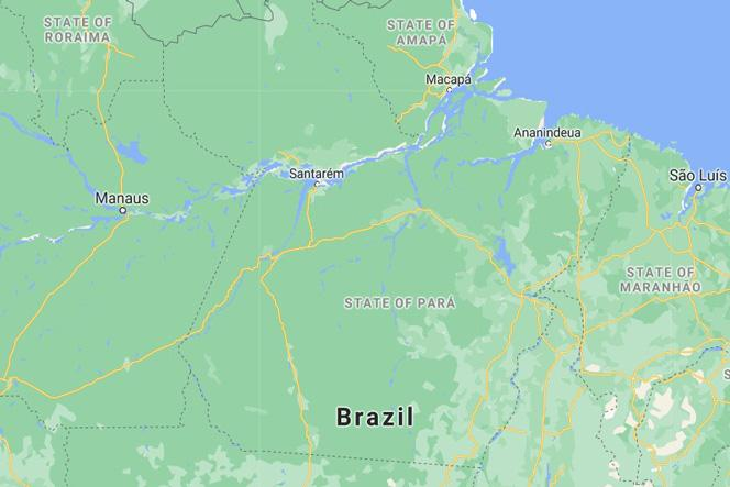 State of Pará in Brazil.